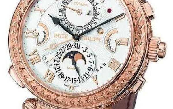 Patek Philippe Grand Complications SPLIT-SECONDS CHRONOGRAPH 5370P-001 Replica Watch