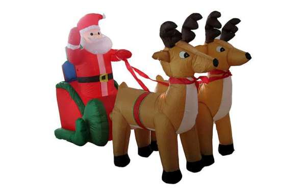 Detailed Explanation Of Inflatable Christmas Toy