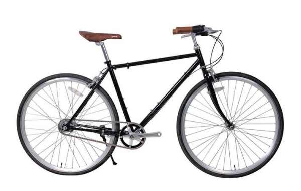 The origin capital of classic city bicycles