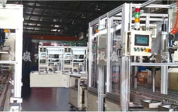 Try Our Automatic Production Lines