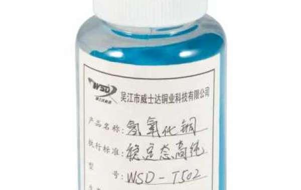 Industrialization Of 8-hydroxyquinoline Copper