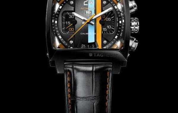 Replica Tag Heuer Monaco 1979–1989 Limited Edition CAW211W.FC6467 watch