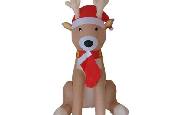Want To Make Your Own Custom Inflatable Christmas Toyma?