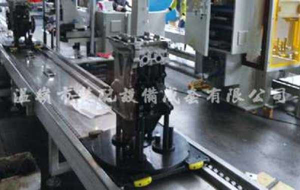 Three Types of Car Production Line Are Introduced