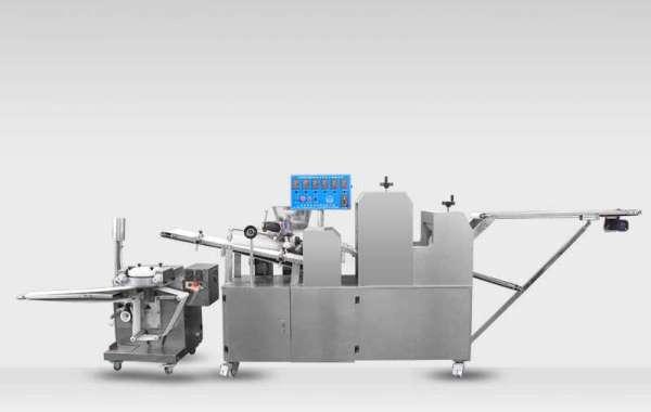 Energy Ball Making Machine Process Operation