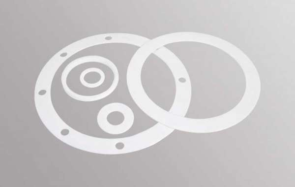 Our Factory Can Do Ptfe Gaskets Wholesale Or Make A Custom Ptfe Gasket