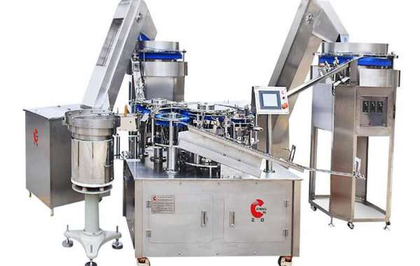 Composition and Function of the Syringe Production Line Are Introduced