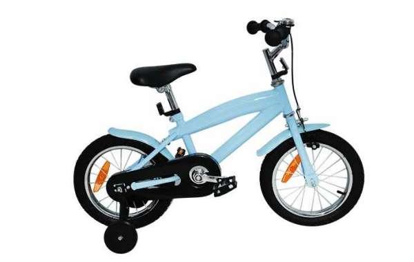 Use kids balance bike to train children's sense of balance