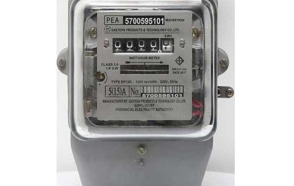 Notes On Single Phase Electromechanical Kwh Meter