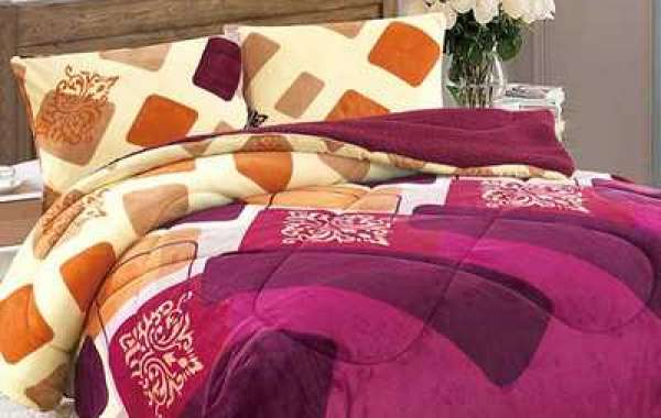 Direct Printing Of Printed Quilt