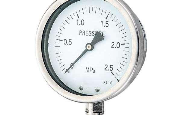 Air Manometer Application