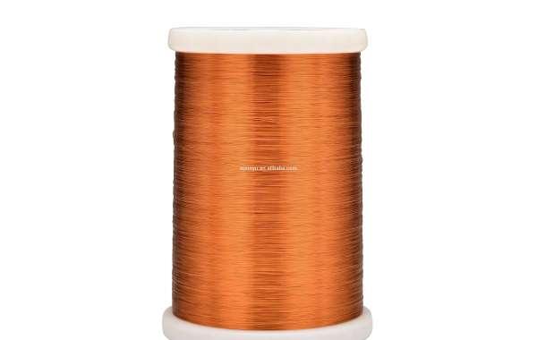 Market Application Of Enameled Copper Strip