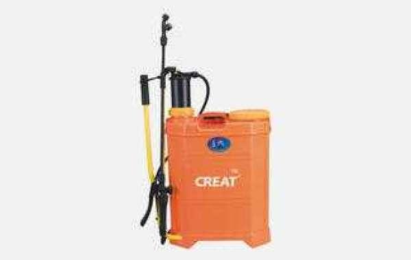 Features of Gasoline Engine Power Sprayer