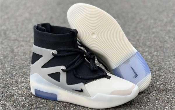 Discount Nike Air Fear Of God 1 String Basketball Shoes AR4237-902