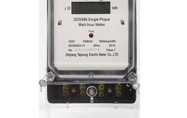Understand The Output Part Of The Electronic Energy Meter