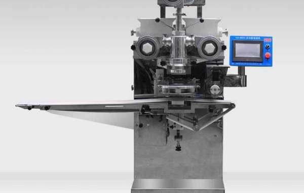 The Development Of Cookies Making Machine