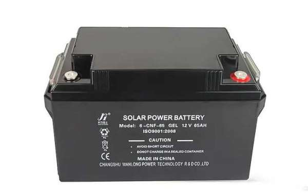 Technical features of Sealed Gel Battery technology