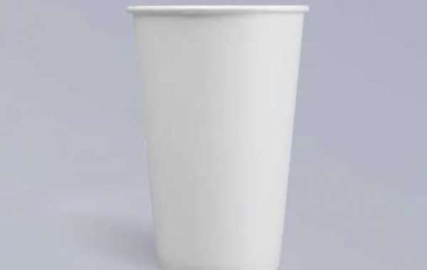 Can the paper cup hold hot water?
