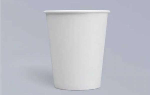 Why is the profit of producing disposable paper cups high?