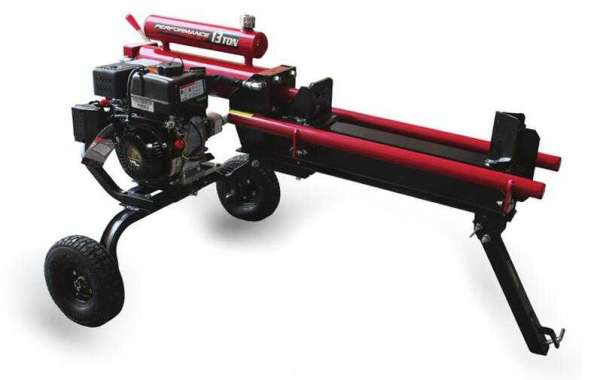What Kind Of Spindle Is The Performance Built Log Splitter?