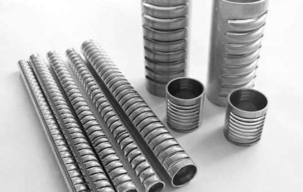 Difference between seamless aluminum tube and combined die extruded aluminum tube