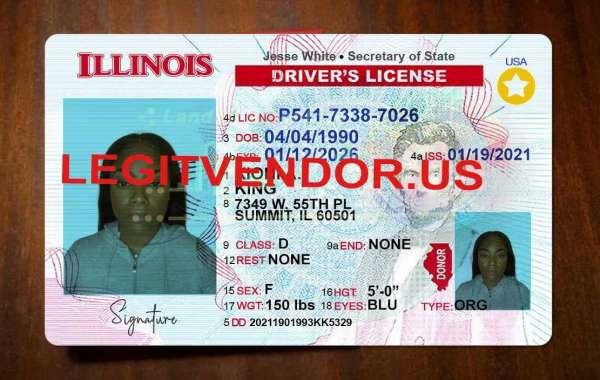 buy Illinois fake id online