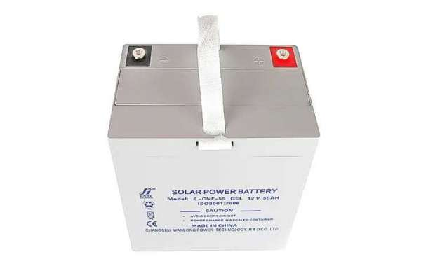 Sealed Gel Battery works well in low current and high temperature environment