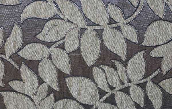 The Pile Effect of Chenille Carpet Fabric