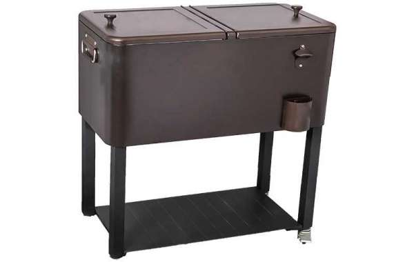 Choose Outdoor Patio Cooler Cart