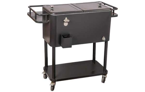 An Introduction of Pros of Outdoor Patio Cooler Cart