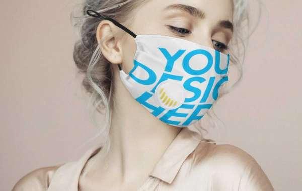 masque bouche nez personnalisé+livraison gratuite(free shipping)
