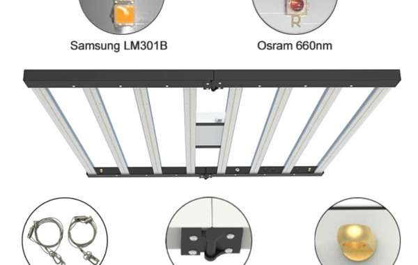 Best Performance Samsung LED Grow Light With 301B Chips For Sale